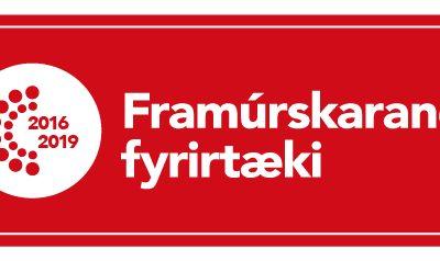 Framúrskarandi fyrirtæki fjórða árið í röð.